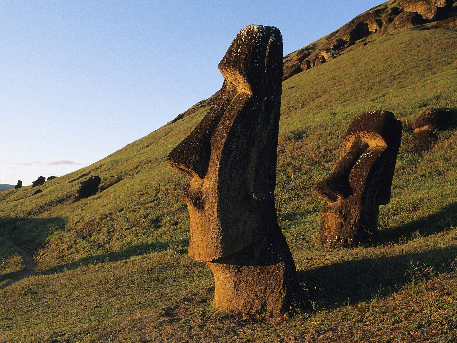 Awesome Islands Easter Island 1600x1200