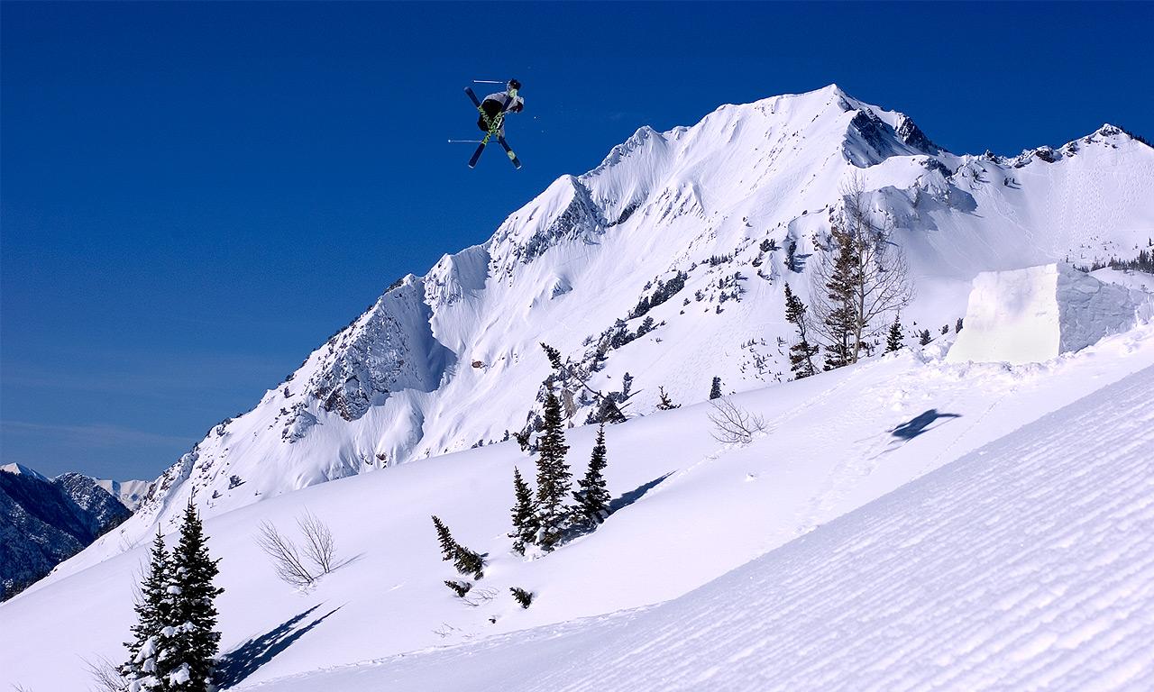 Skiing wallpaper desktop wallpapersafari - Ski wallpaper ...
