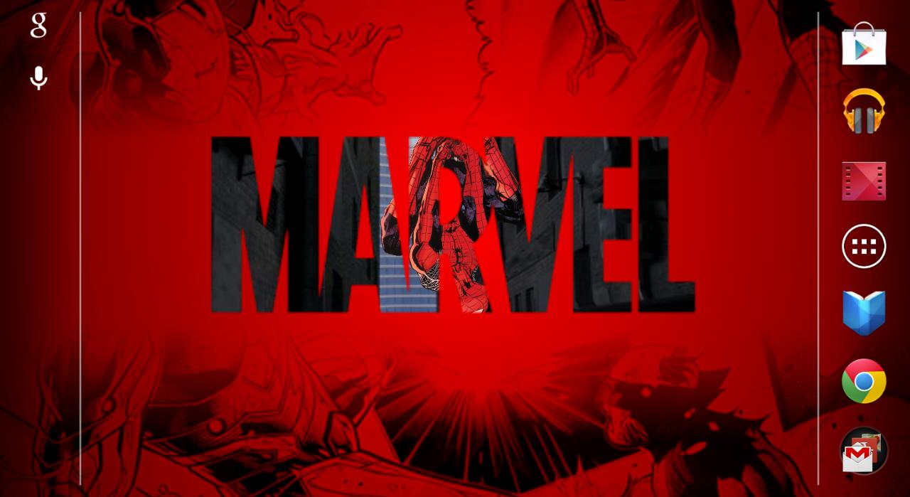 46+] Marvel Screensavers and Wallpaper