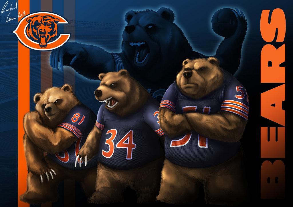 Free Chicago Bears Wallpaper Downloads - WallpaperSafari 0116701c3