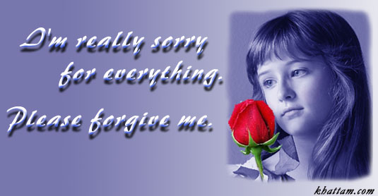 Cool Wallpaper I am Really Very Sorry to Display Pictures of Sorry 535x278