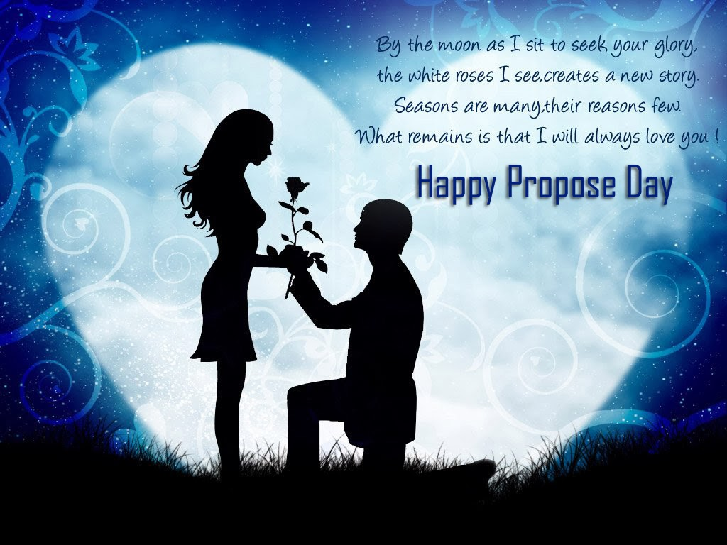 Download Propose i am your lover be mine   Propose day wallpapers 1024x768