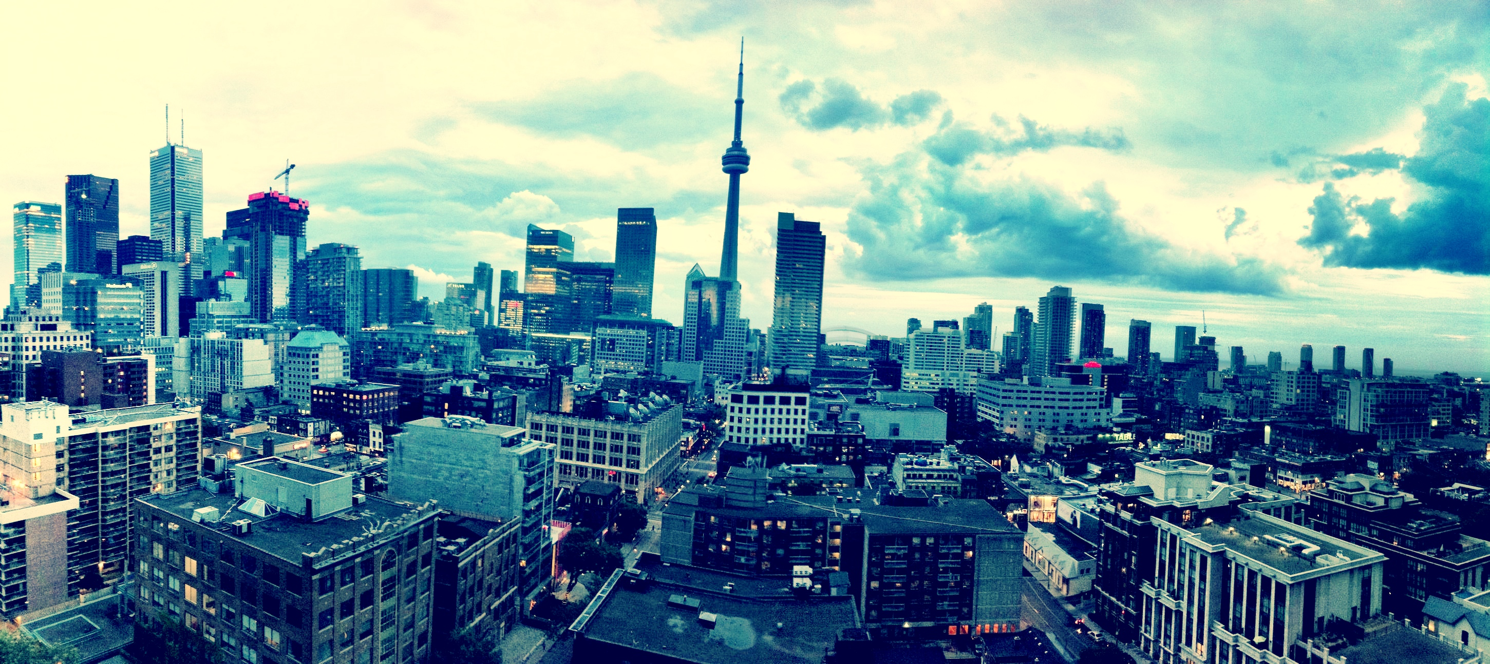 Stunningly Beautiful Pictures of the Toronto Skyline The Lash Blog 2901x1294