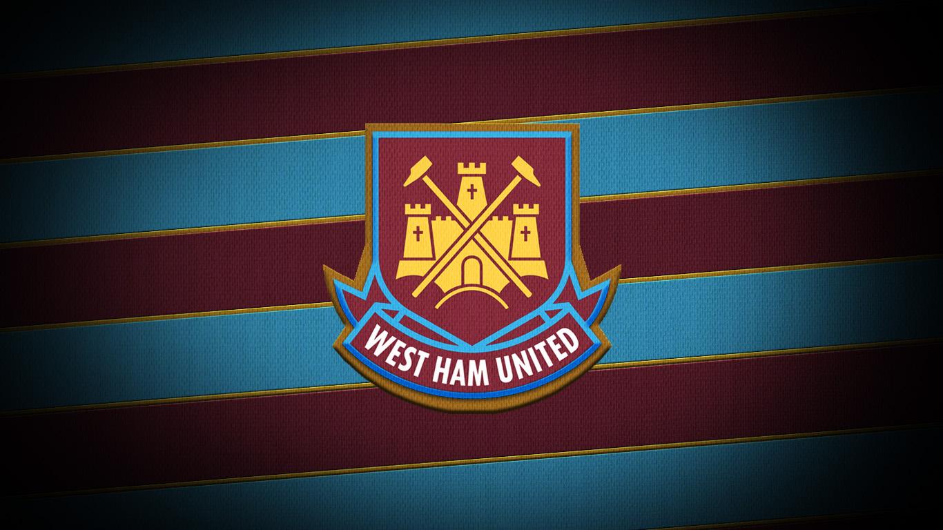 West Ham United Football Wallpaper 1366x768