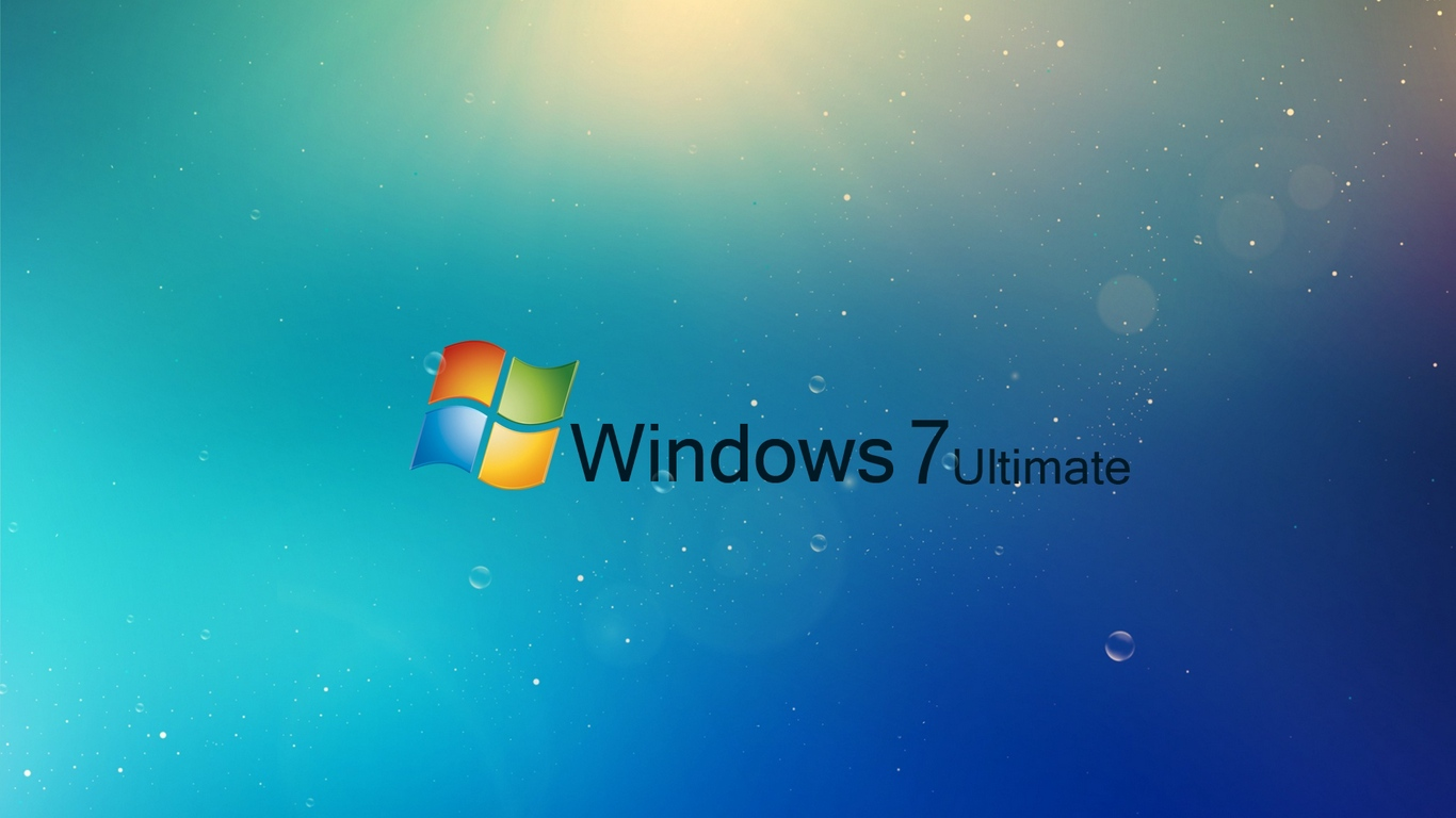 Windows 7 Ultimate Background 99 images in Collection Page 1 1366x768