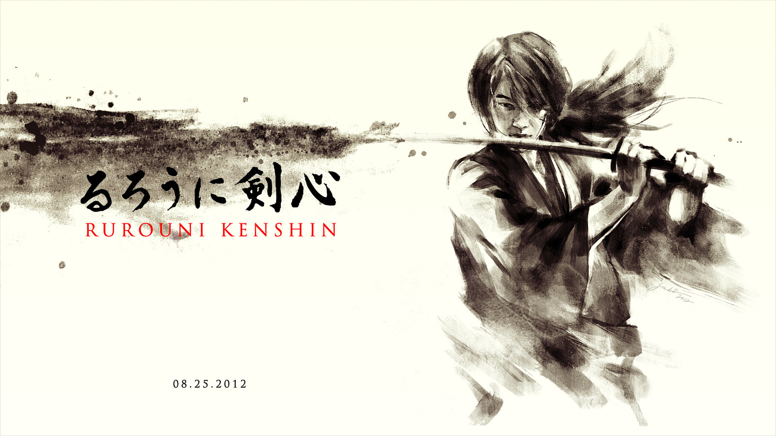 Himura Kenshin Wallpaper - WallpaperSafari