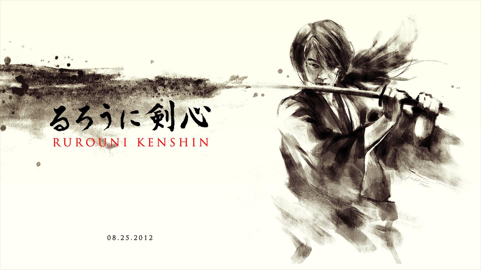 Himura Kenshin Wallpaper - WallpaperSafari