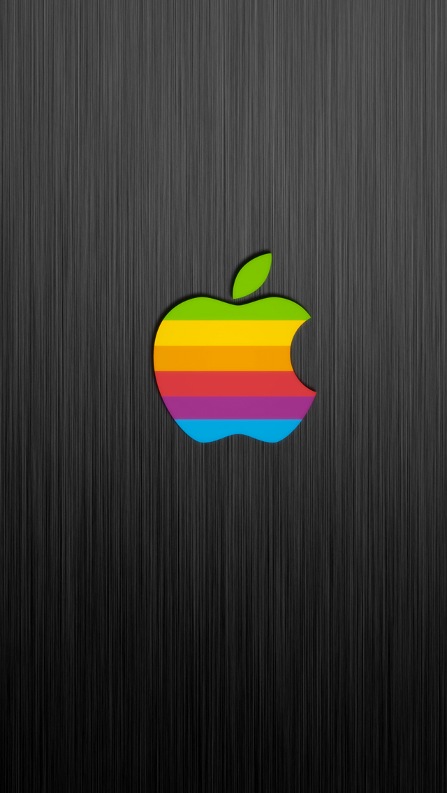 Apple Classic 3Wallpapers iPhone 5 Les 3 Wallpapers iPhone du jour 18 640x1136
