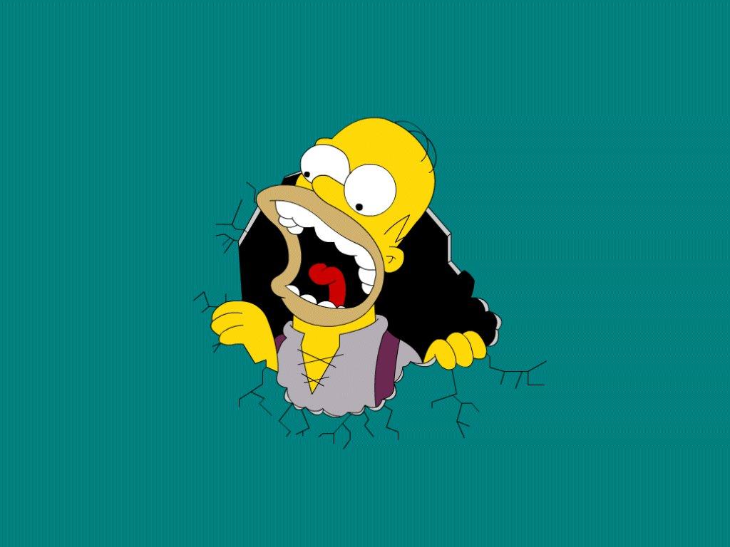 Download Simpsons wallpaper Simpsons 24 1024x768