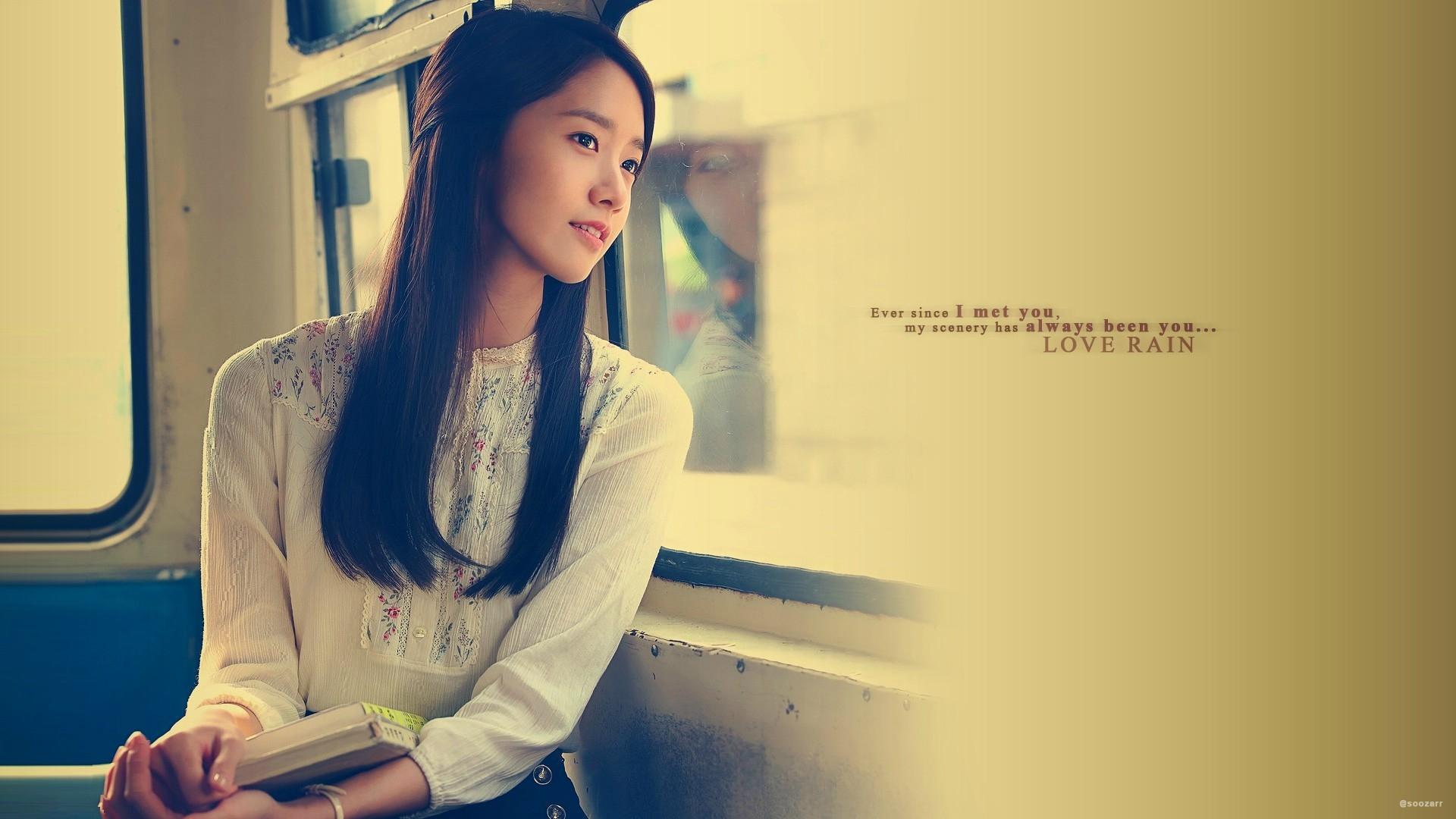 Love Rain Wallpaper Yoona   Wallpaper HD Collection 1920x1080