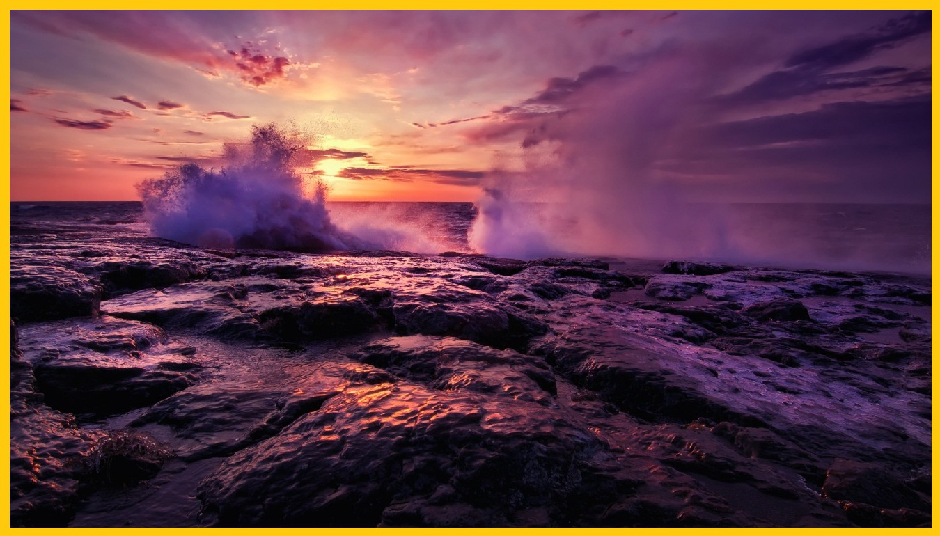 purple sunset wallpaper   ForWallpapercom 1350x770
