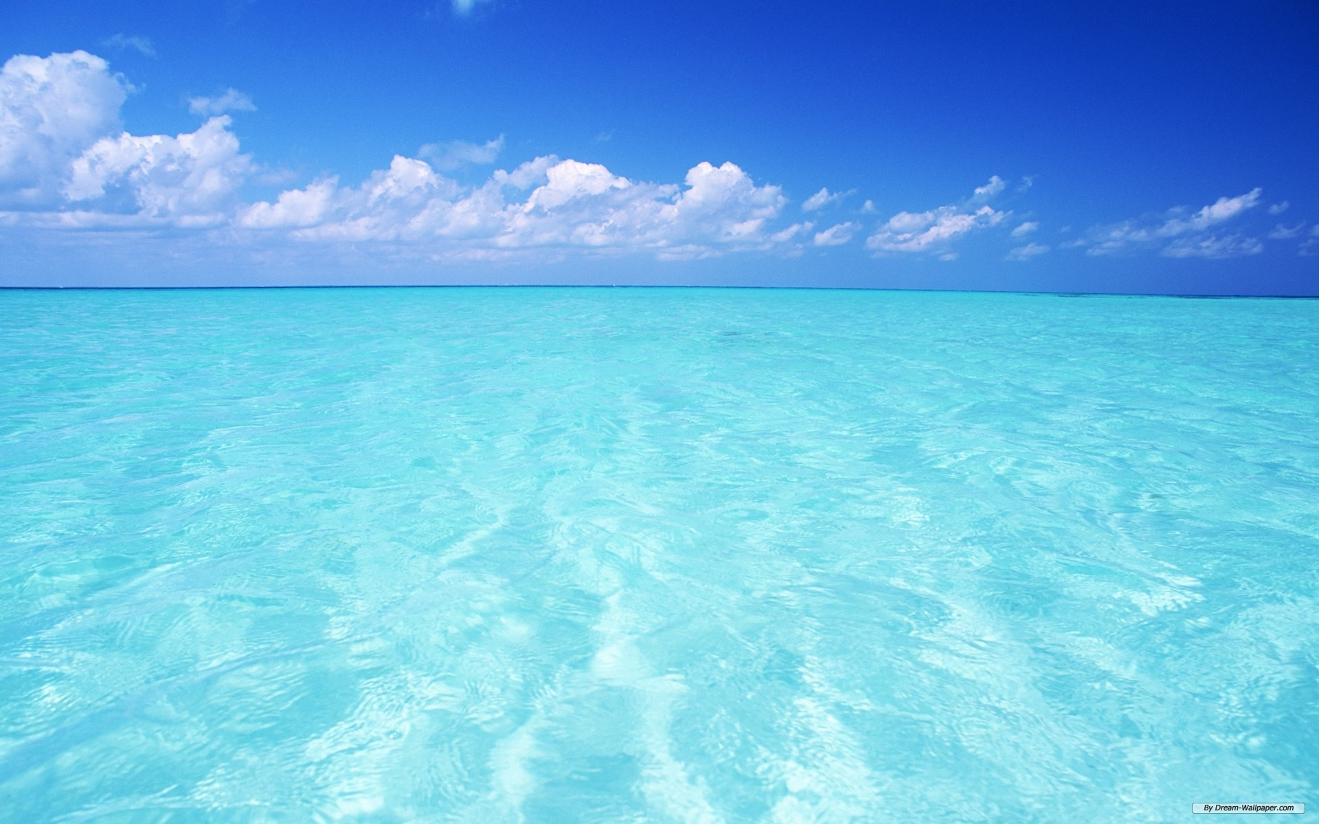 Nature wallpaper   Clear Water And Blue Sky 3 wallpaper 1920x1200