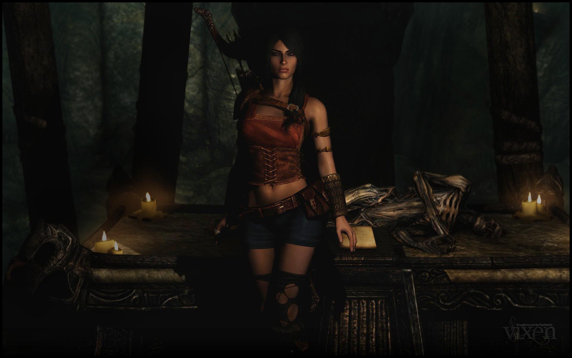 1233 The Elder Scrolls V: Skyrim HD Wallpapers | Backgrounds ...