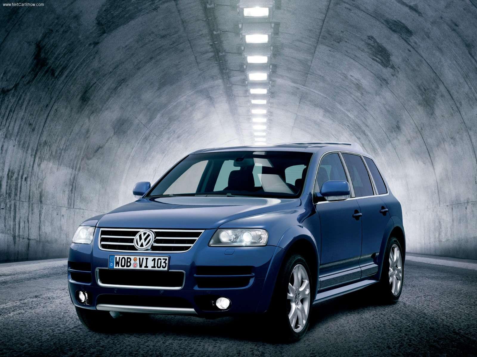 Volkswagen Touareg Wallpapers 24 1600x1200