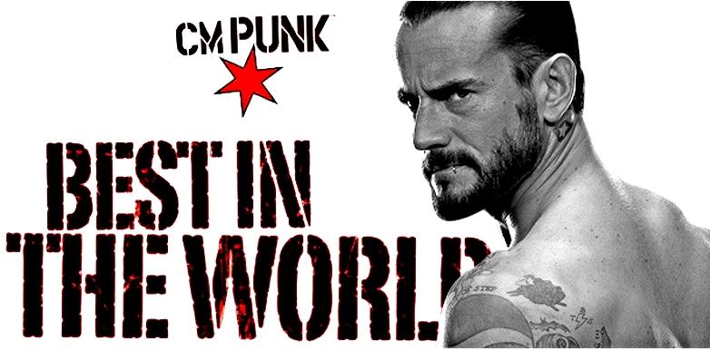 Cm Punk Best In The World by TheWallpaperdesigner 782x387