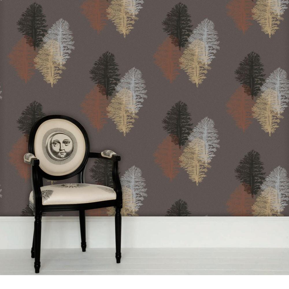 Fornasetti Corallo Wallpaper Houseology 1000x1000