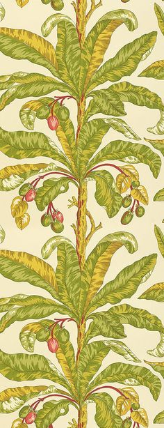 Pattern and Design Leaves Trees Textile Design Josef 236x614