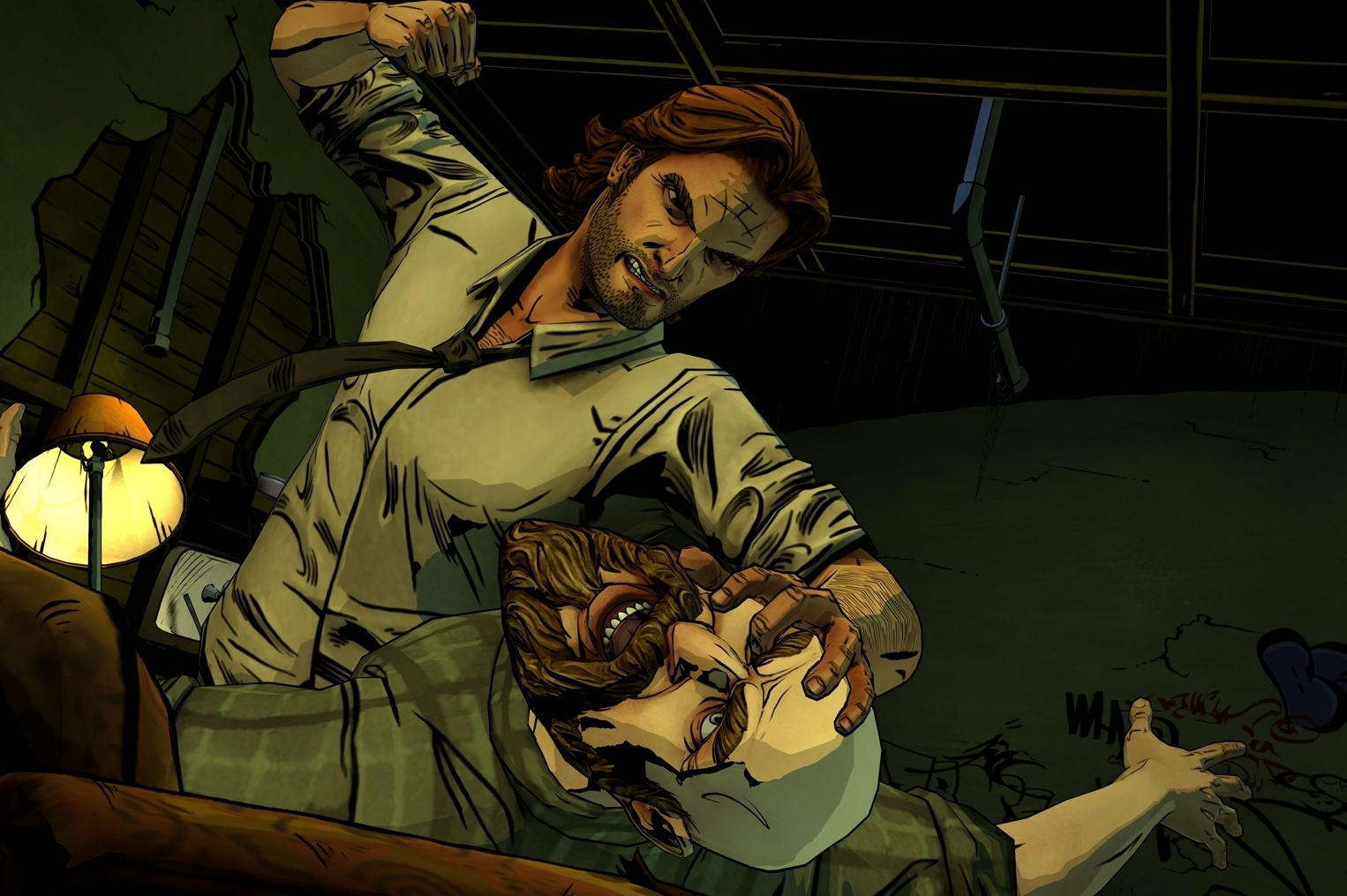 The Wolf Among Us desktop wallpaper 34 of 57 Video Game Wallpapers 1526x1015