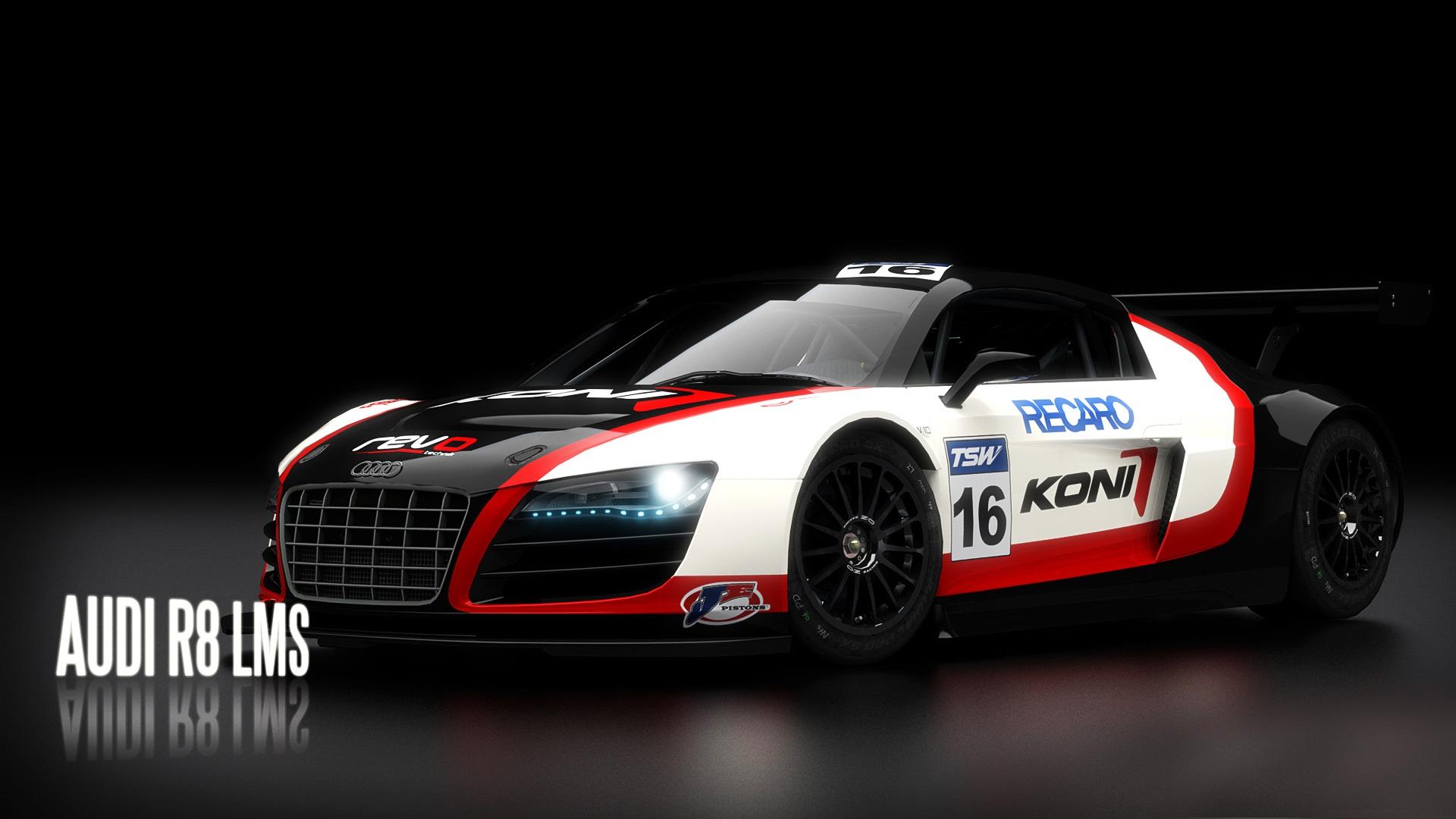 Download Racing Audi R8 LMS Wallpaper For Desktop Unique HD 1920x1080