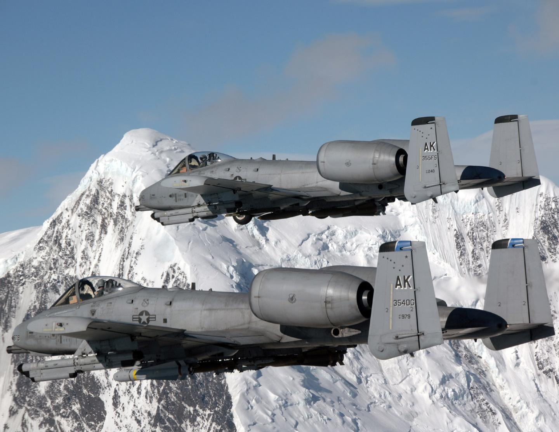 Fairchild Republic A 10 Thunderbolt II I n f o r m a t i o n 2 S h a 1440x1113