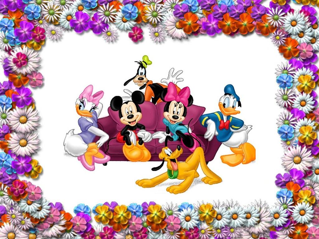 All World Wallpapers Disney Characters Wallpapers 1024x768