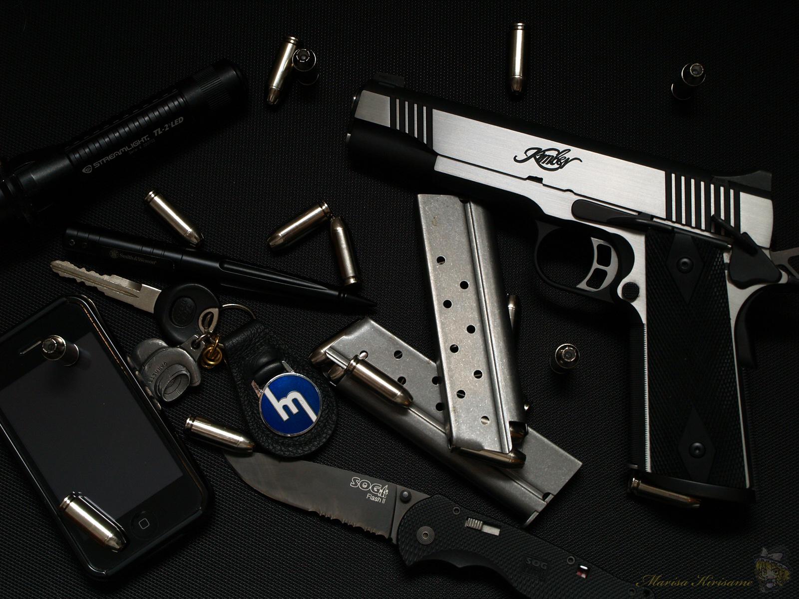 76+] Cool Guns Wallpaper on WallpaperSafari