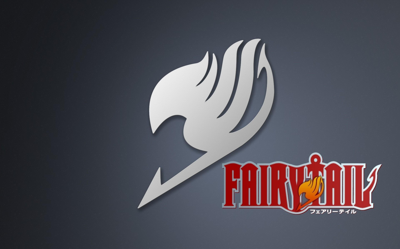 Fairy Tail Logo HD Wallpaper 2880x1800