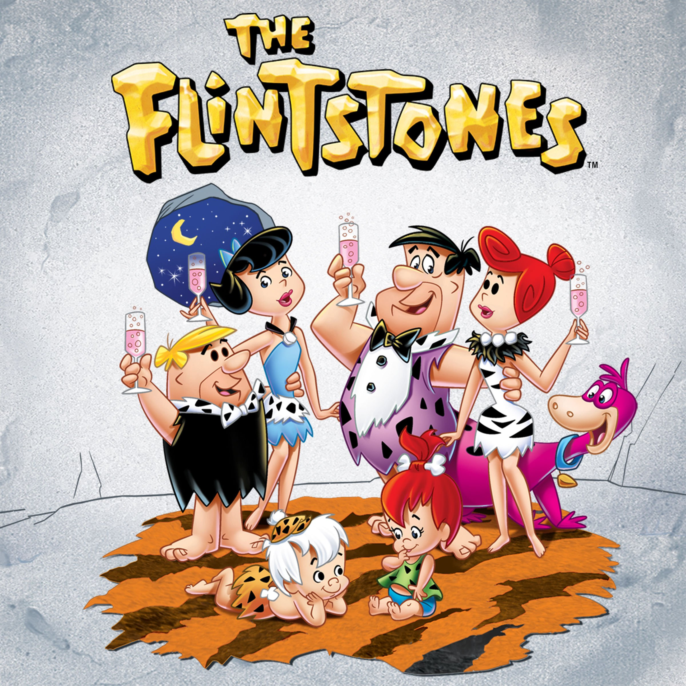 The Flintstones Wallpapers High Quality Download 2400x2400