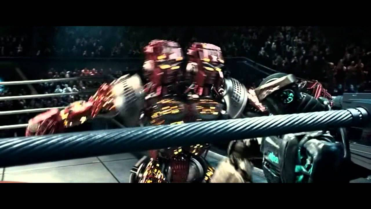 Real Steel Six Shooter Vs Atom real steel   atom vs twin cities 1280x720