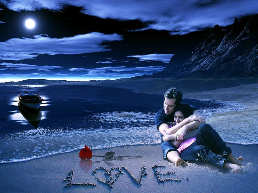 Romantic Love Wallpapers   Top Romantic Love Backgrounds 1024x768