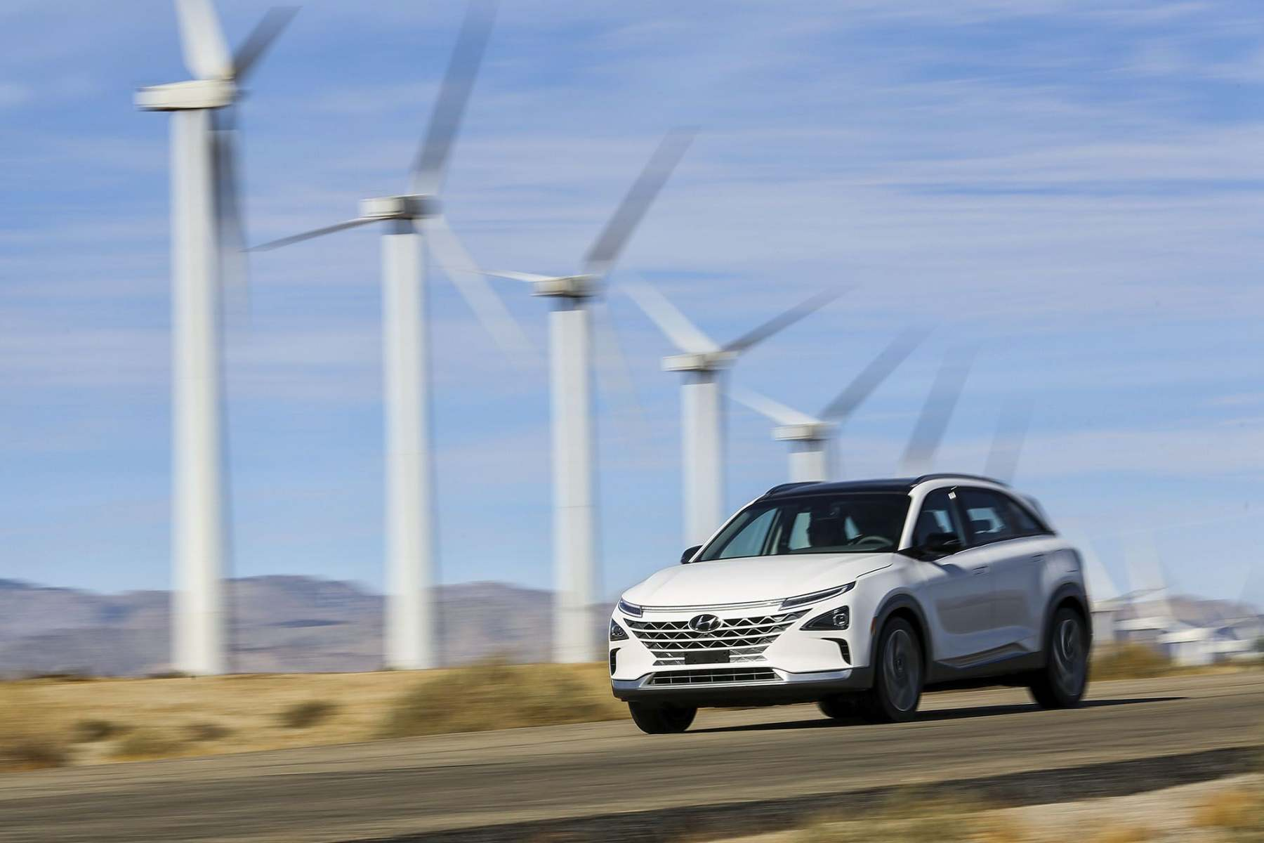 Hyundai Nexo Wallpapers YL Computing 1800x1200
