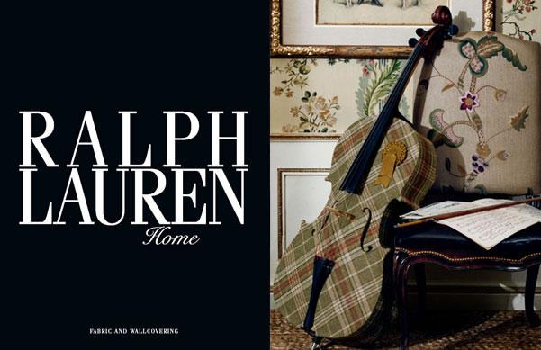 Designers Guild distributes Ralph Lauren fabrics and wallpapersin the 601x389