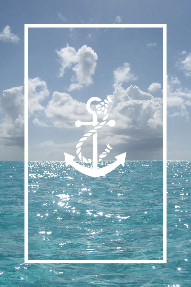 Wallpapers Anchors Anchor Background Anchor Ocean Wallpapers 640x960