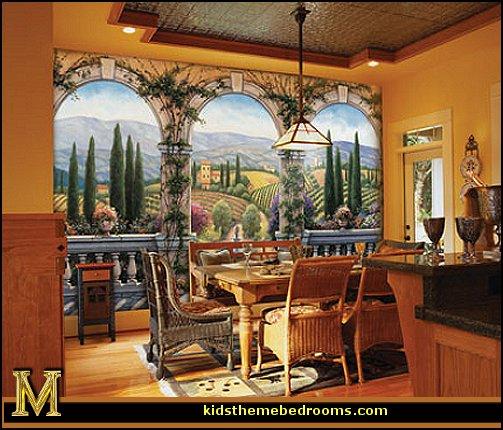 bedrooms   Maries Manor Tuscany Vineyard Style decorating   Tuscan 503x430