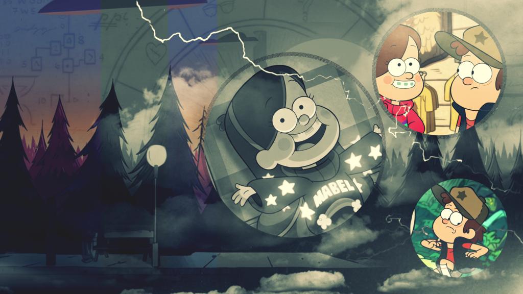 Gravity Falls скачать игру на пк - фото 8