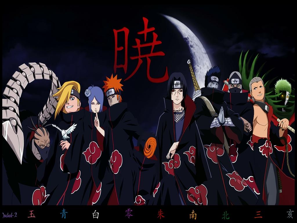 74+ Naruto Akatsuki Wallpaper on WallpaperSafari