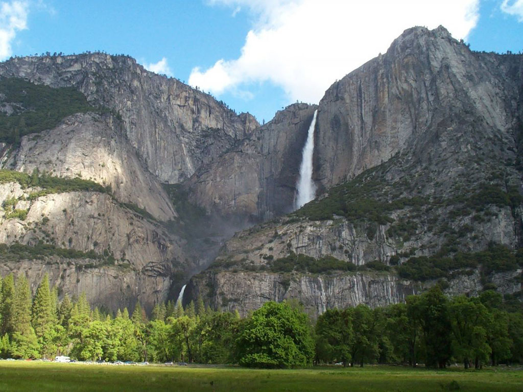 Tag Yosemite Falls WallpapersBackgrounds Photos Images and 1024x768
