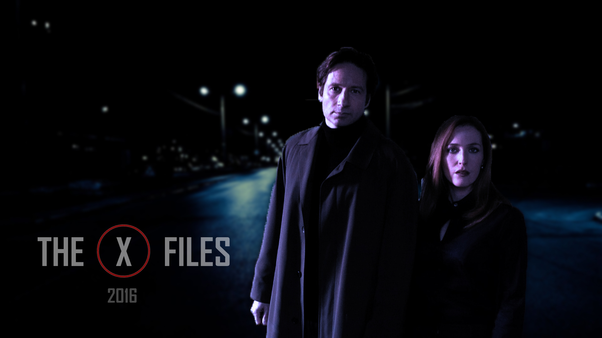 The X Files 2016 Wallpapers High Resolution and Quality 1920x1080