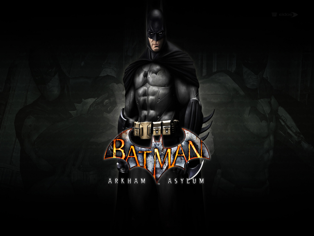 wallpapers of Batman Arkham Asylum You are downloading Batman Arkham 1024x768