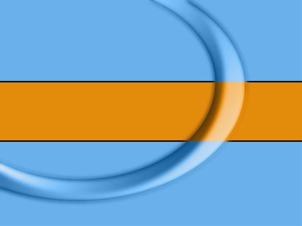 Blue Orange Loop by toolio 1024x768