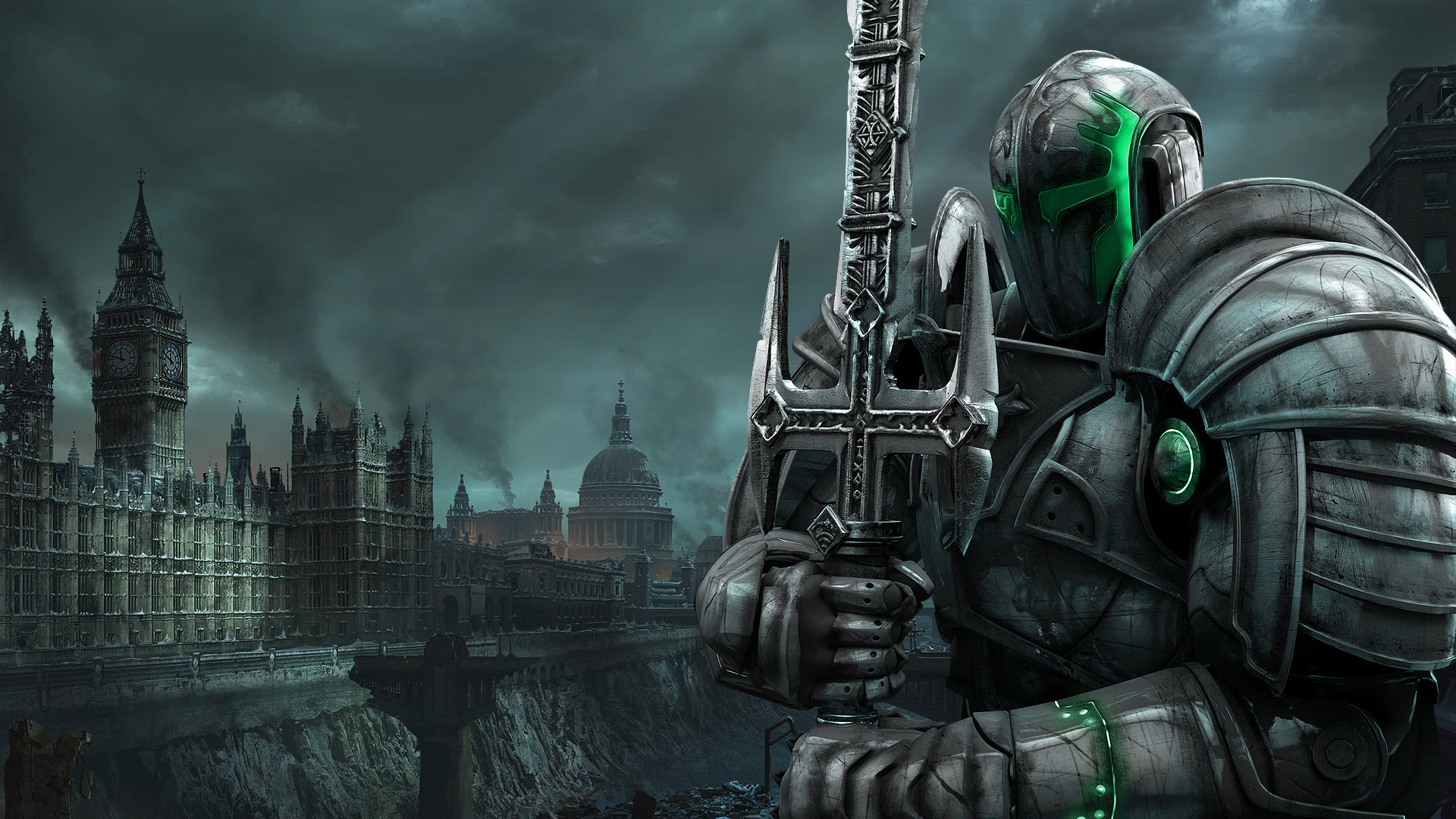 Hellgate London HD Wallpapers HD Wallpapers 1920x1080