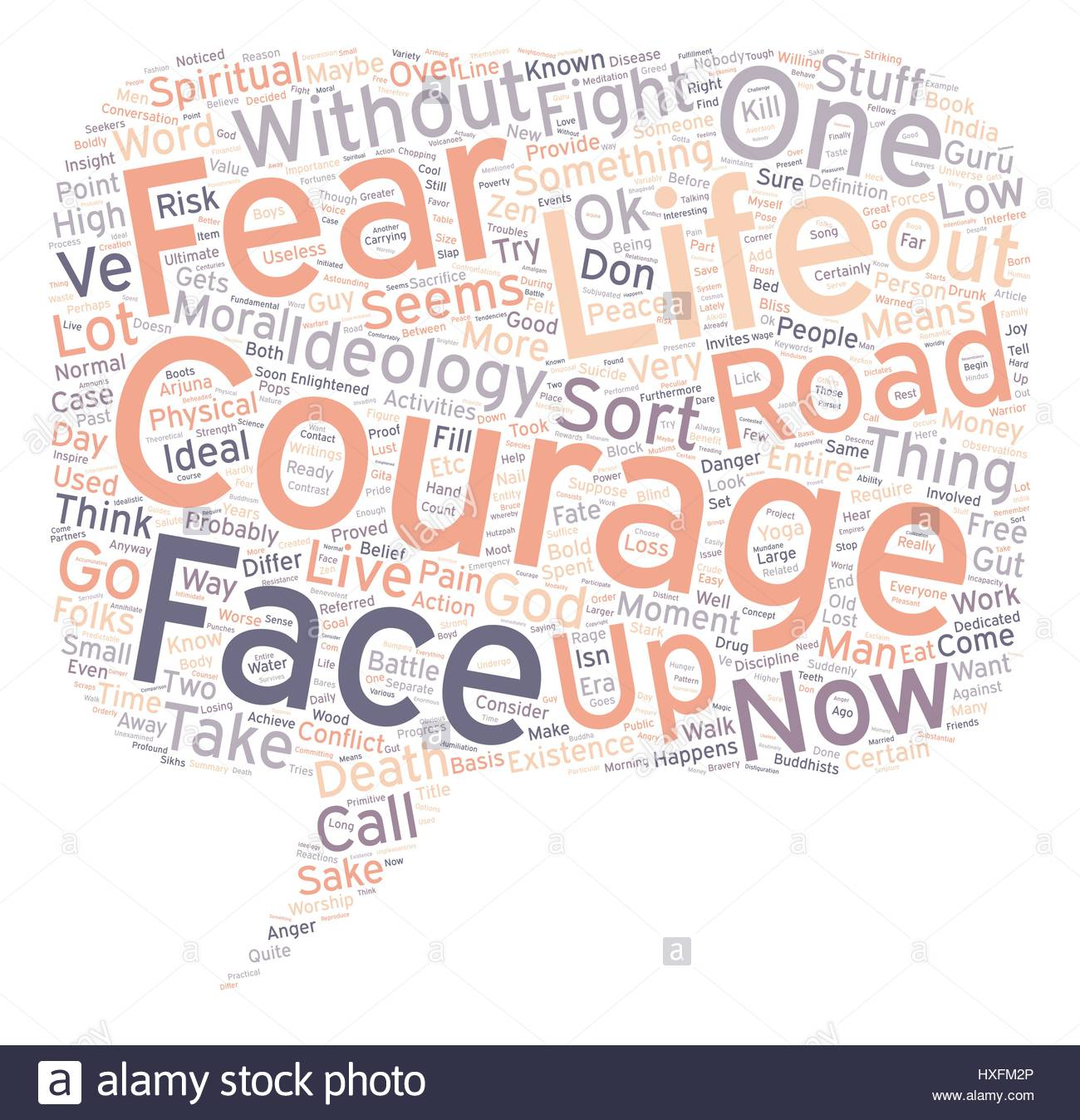 Moral Courage text background wordcloud concept Stock Vector Art 1300x1348