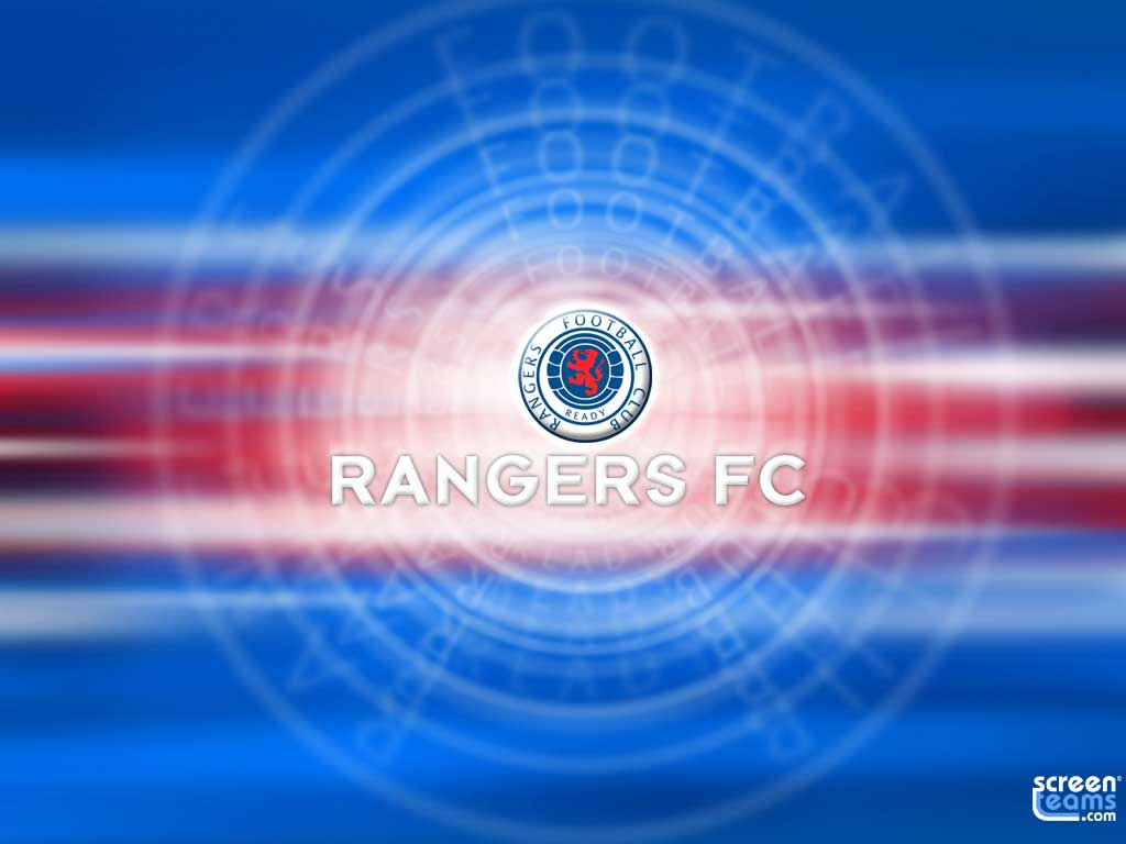 Wallpaper background wallpaper Glasgow Rangers FC desktop 1024x768