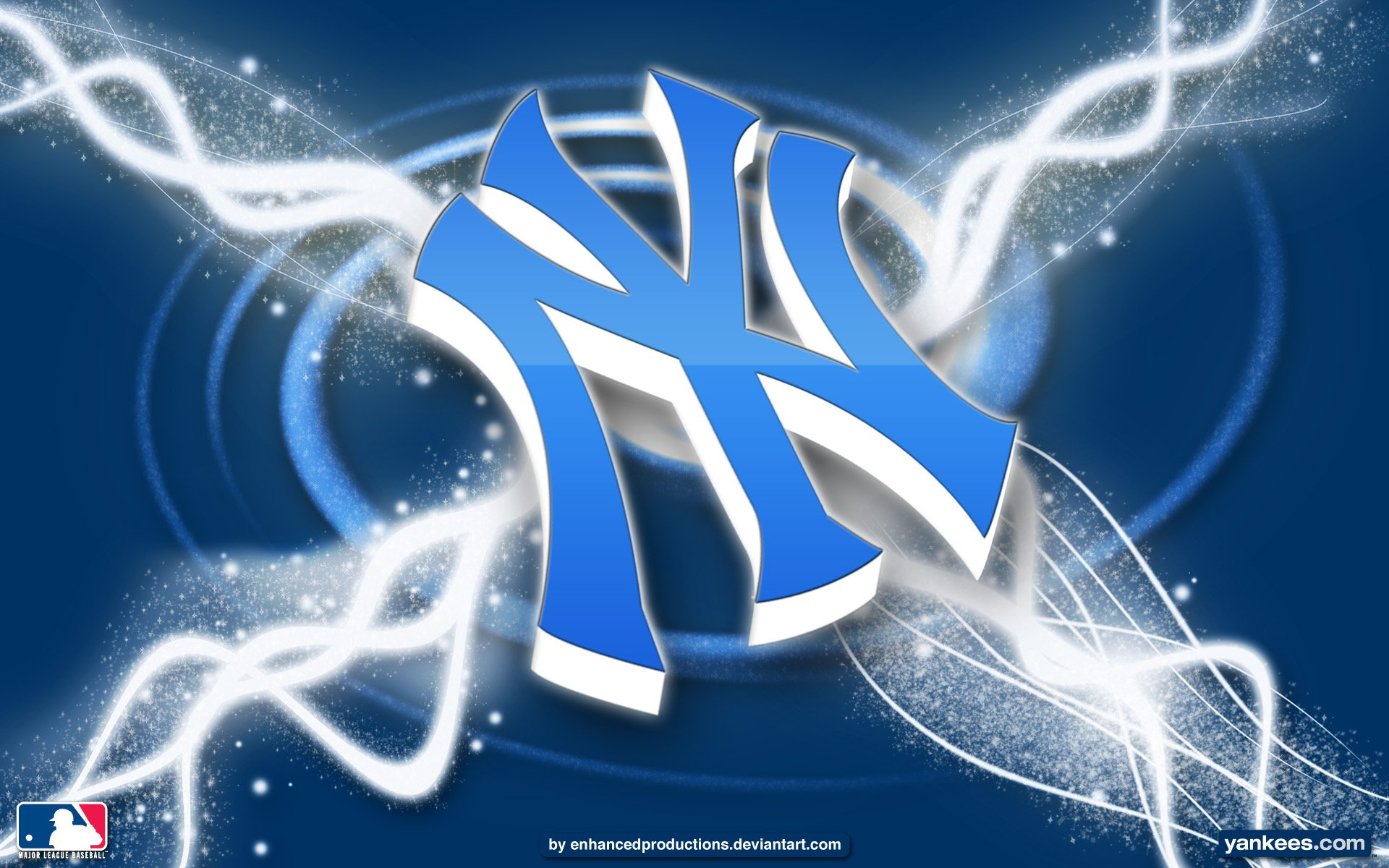 New York Yankees Wallpapers Background 1920x1200