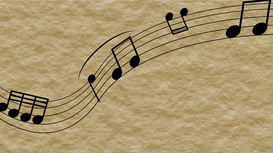 tumblr backgrounds music notes wwwimgkidcom the