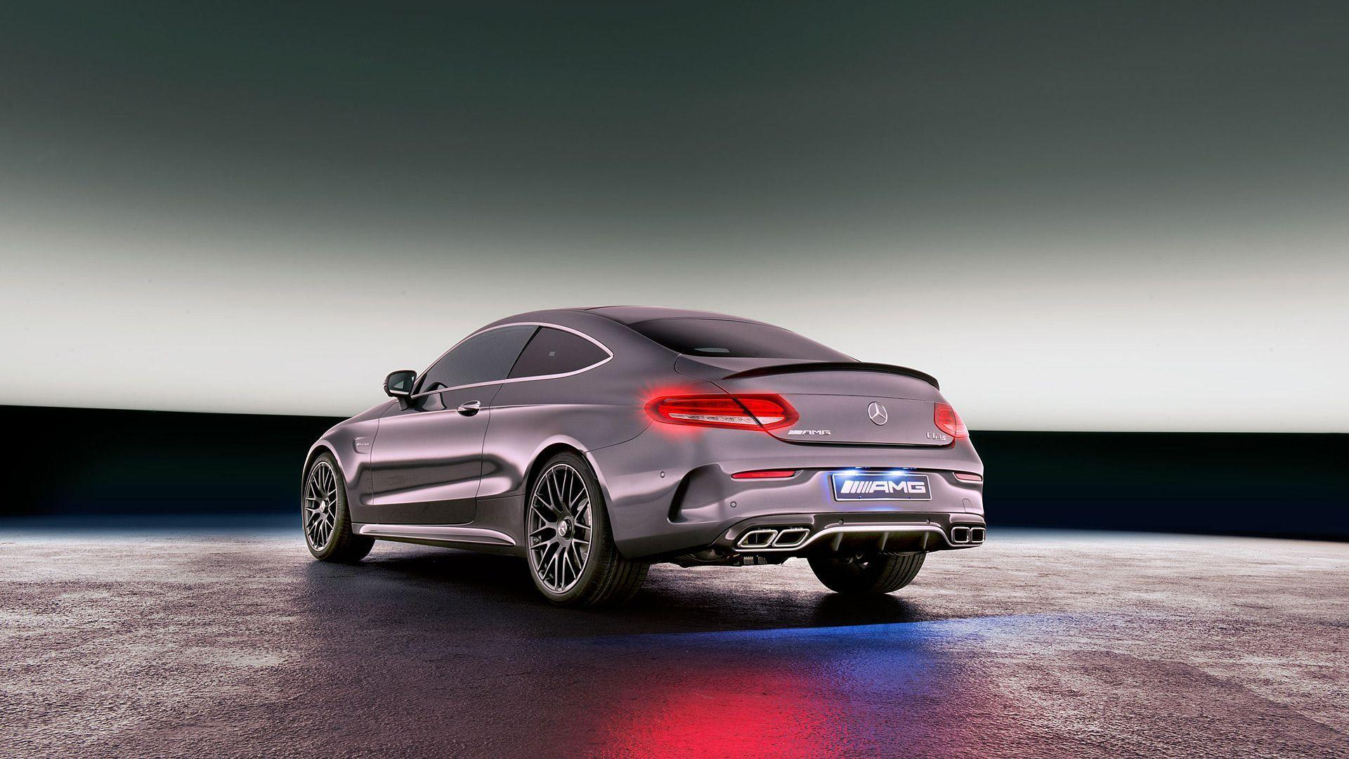 Mercedes Benz 2017 Wallpapers 1920x1080
