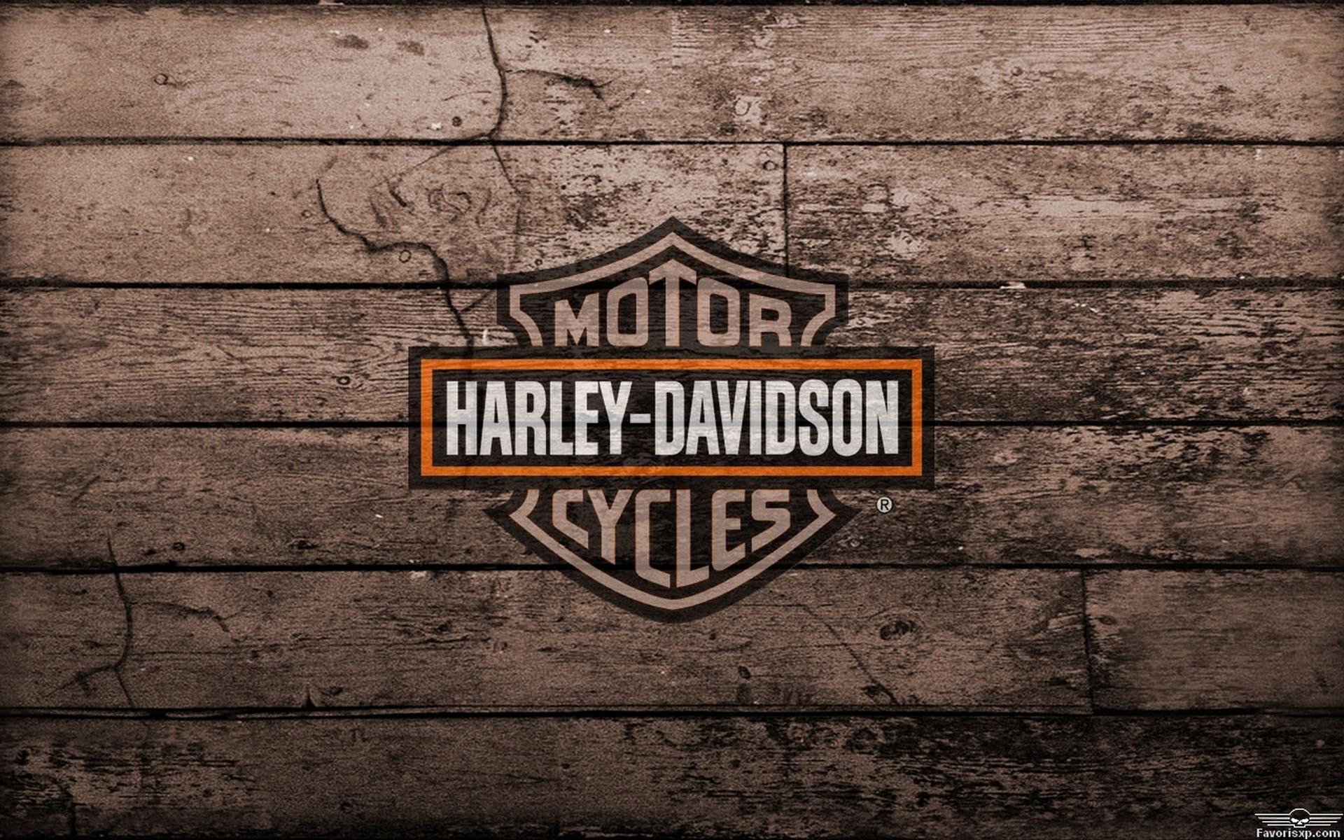 Harley Davidson logo wallpaper   1399588 1920x1200