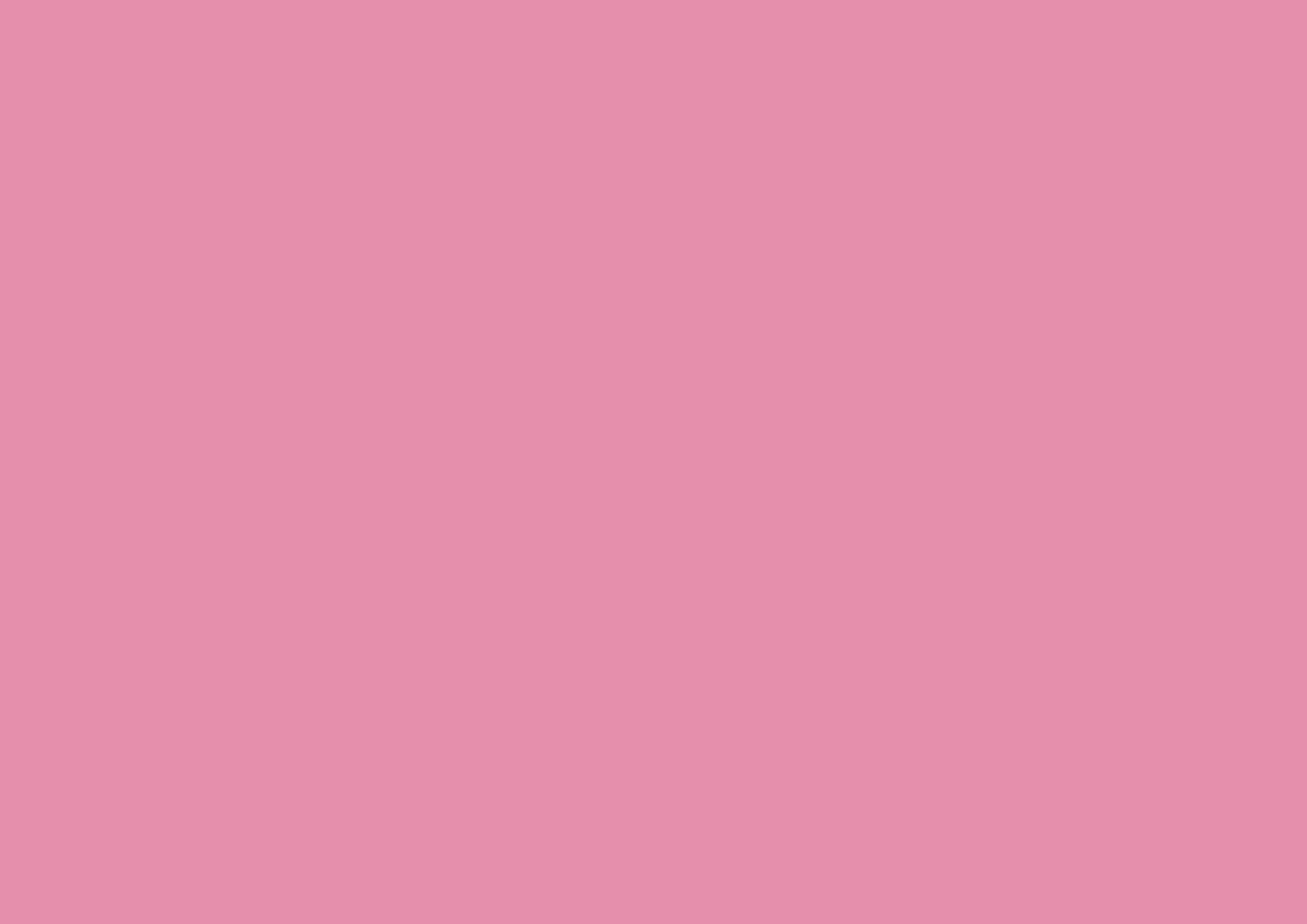 3508x2480 Charm Pink Solid Color Background 3508x2480