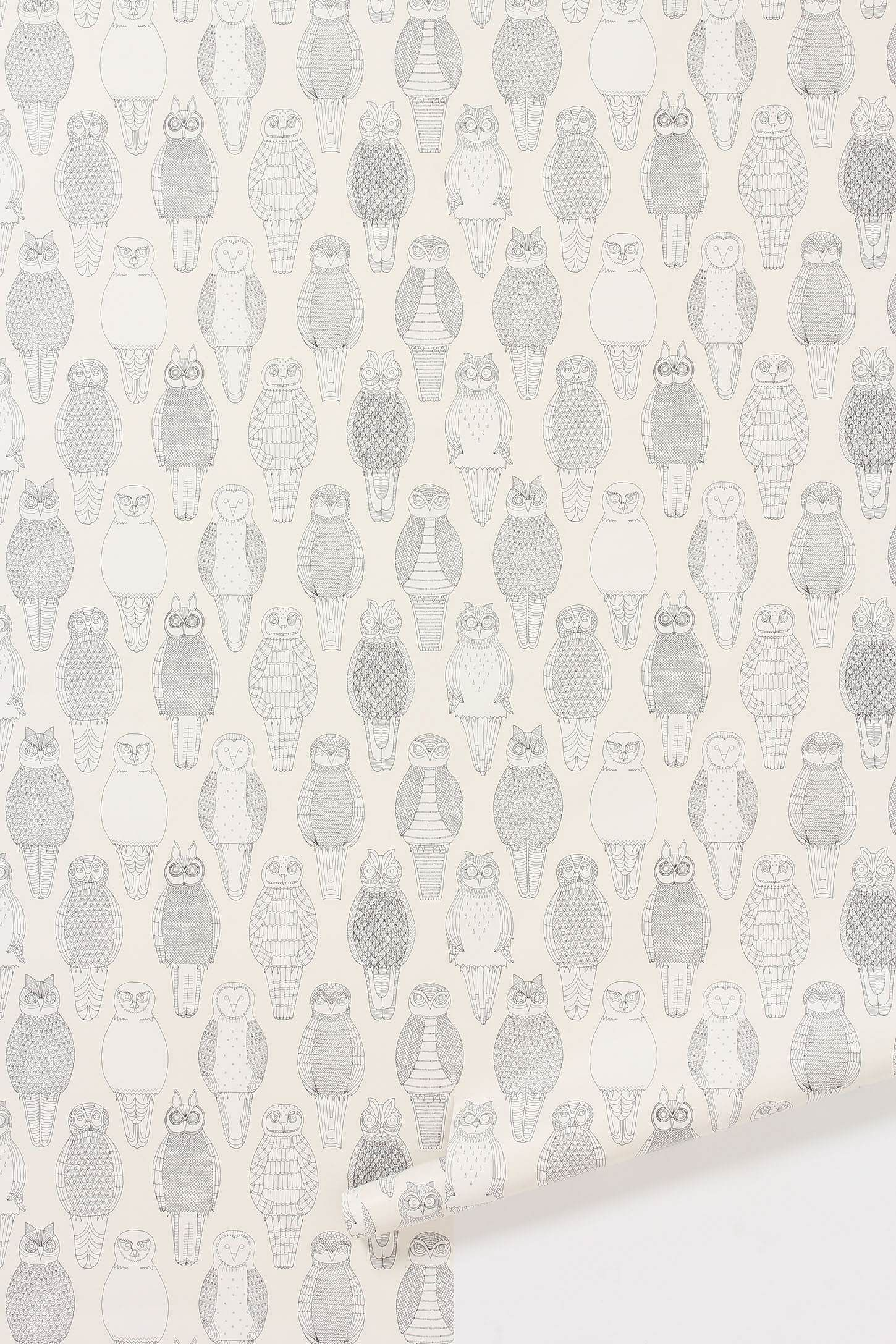 Owls Of The British Isles Wallpaper   Anthropologiecom For the 1450x2175