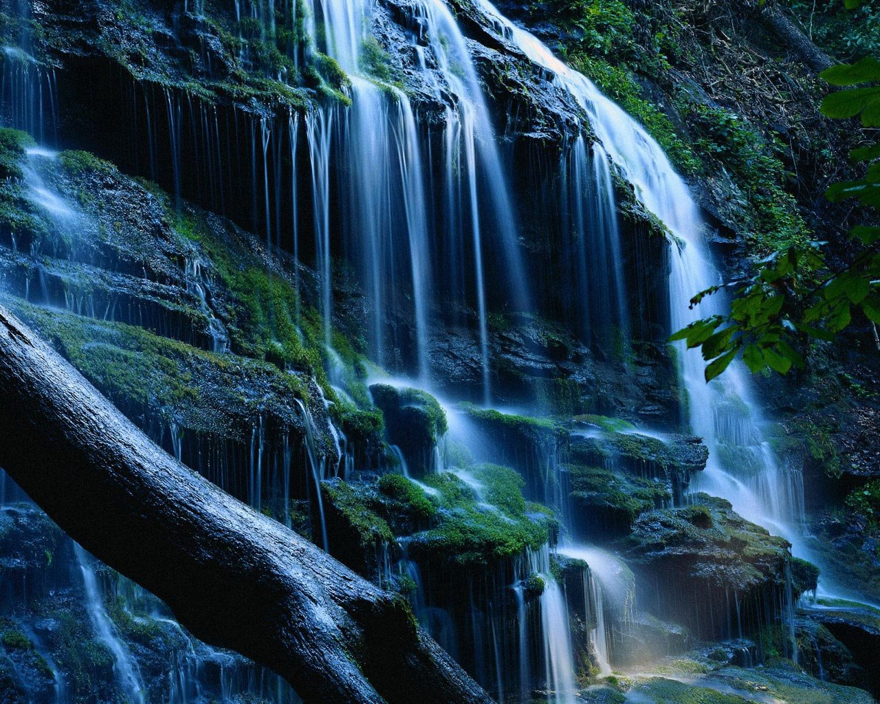 Beautiful Wallpapers Waterfall Wallpapers 1280x1024